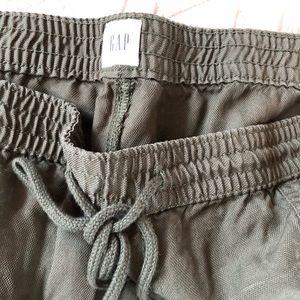 GAP Pants - GAP Twill Jogger